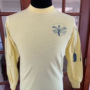 Vintage 1980's Rowing Long Sleeve Shirt